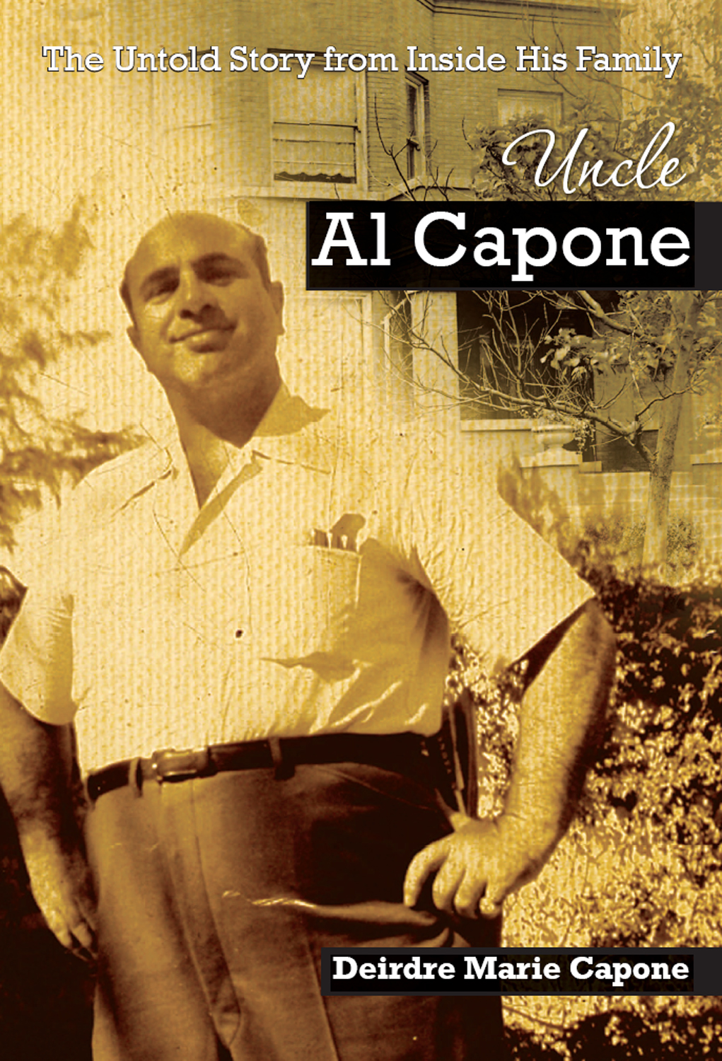 At Home With Al Capone Adelesymonds