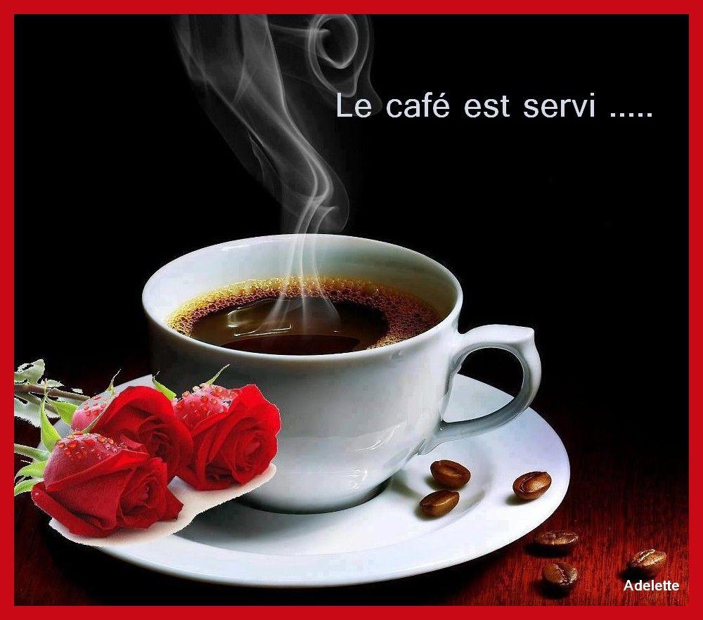 Le Caf Est Servi