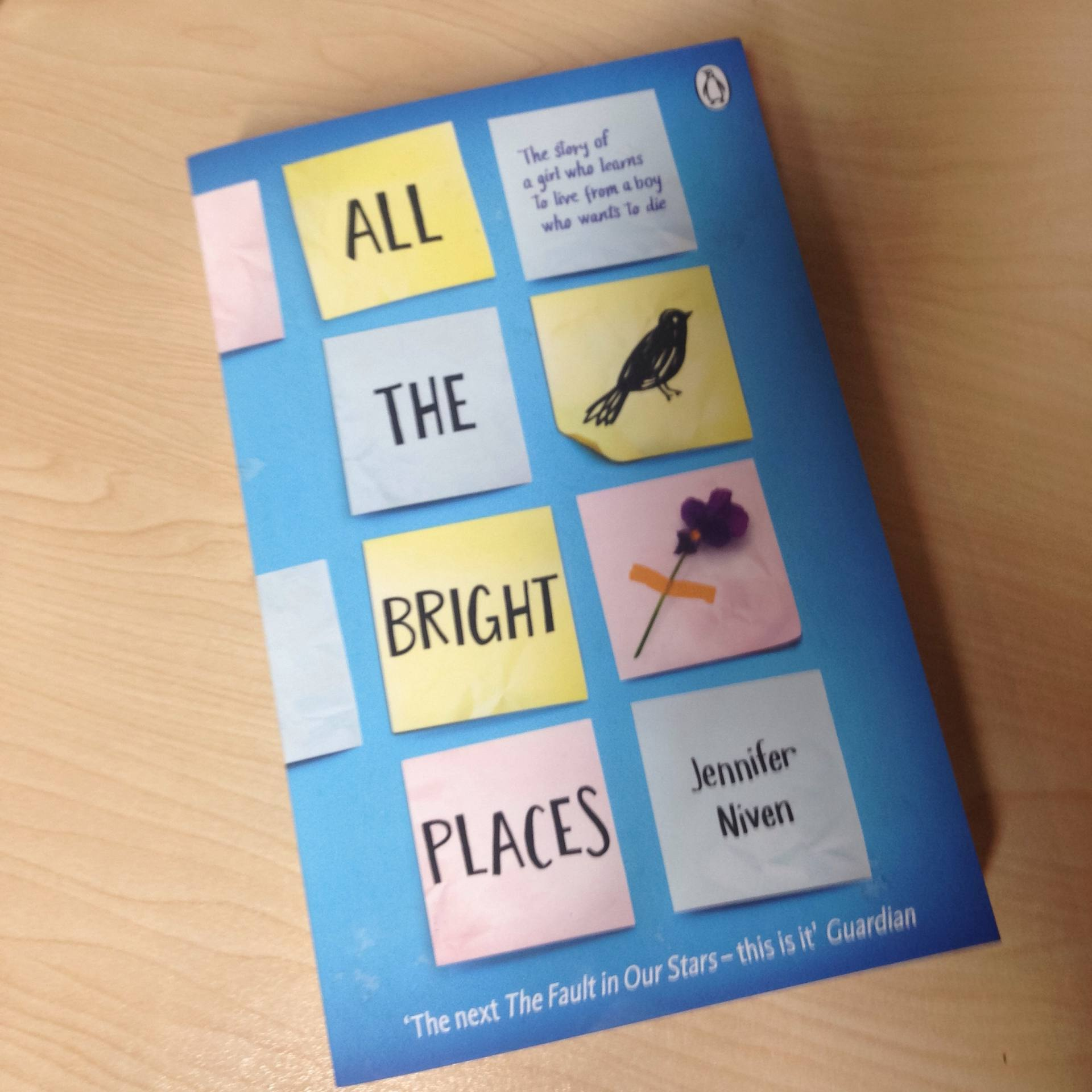 Recommended Reading: All the bright places