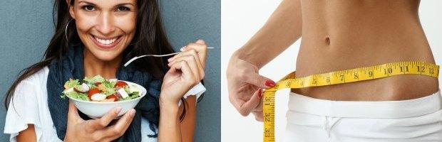 Bajar de peso rápido es posible, pero no exagere