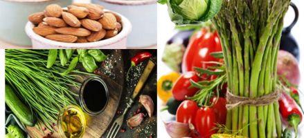 8 Principales alimentos quemadores de grasa