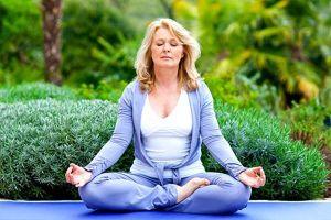 ¿Cómo funciona la meditación para adelgazar?