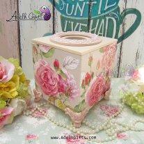 cocktail tissue krem pink