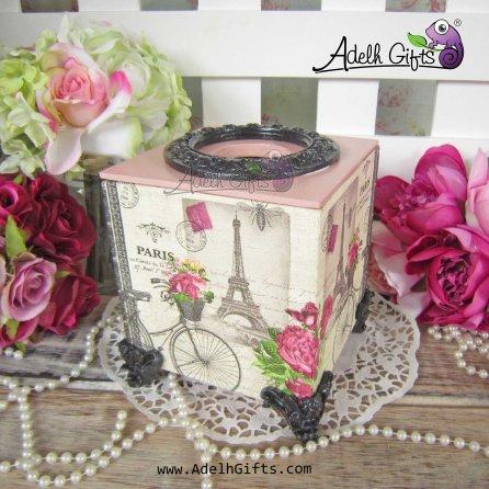 tissue box paris