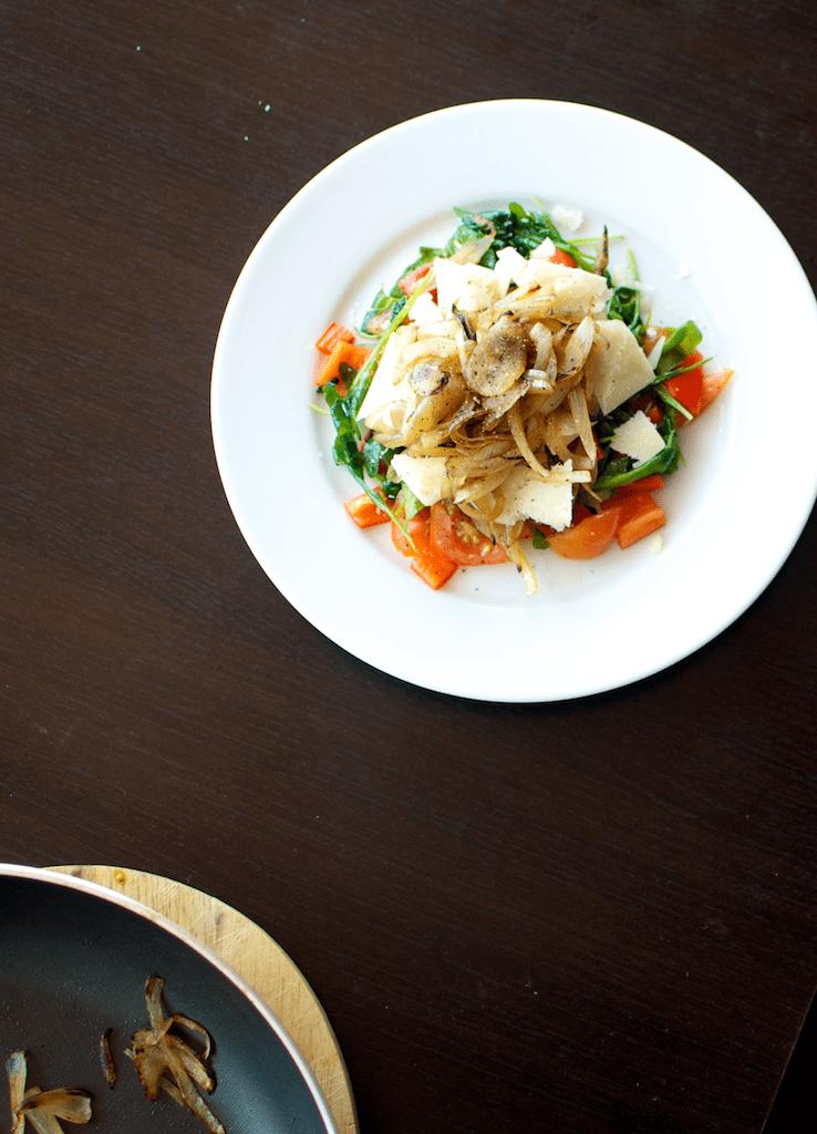 Salaat cu ceapa