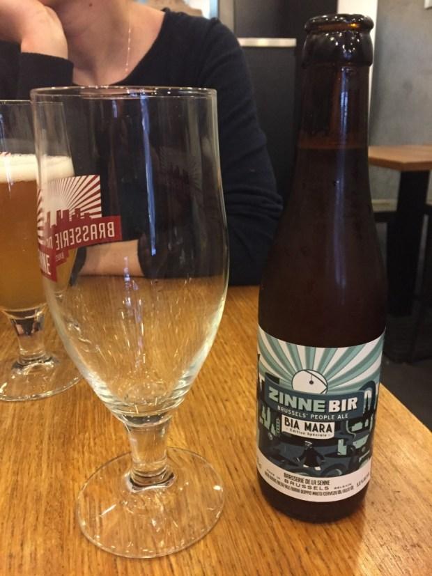Bia Mara beer