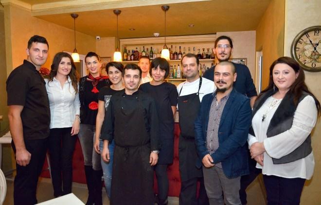 Restaurant Simfonia, Valcea