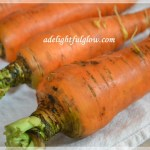 Home Ec and Carrots and Drilling {hello monday}