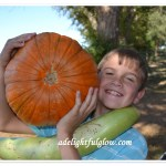 Pumpkin Patch Fun With Friends
