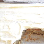 Banana Bars with Cream Cheese Frosting