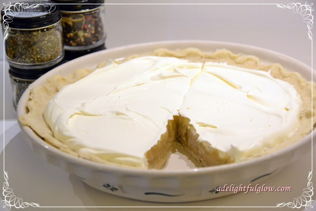 Butterscotch Pie ~ My Grandma's Recipe and my Grandpa's Favorite