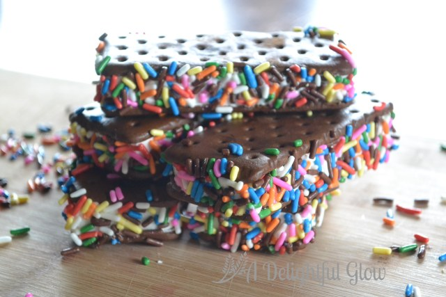 Ice Cream Sandwiches with Sprinkles (2)
