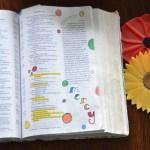 Bible Journaling Chit-Chat