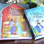Yarn Along {Once Upon a Time Storybook Bible}