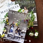 Celebrating with a Magnolia Journal Giveaway