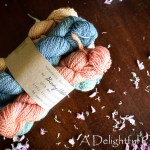 Pages and Projects {Books, Stickers and Yarn}