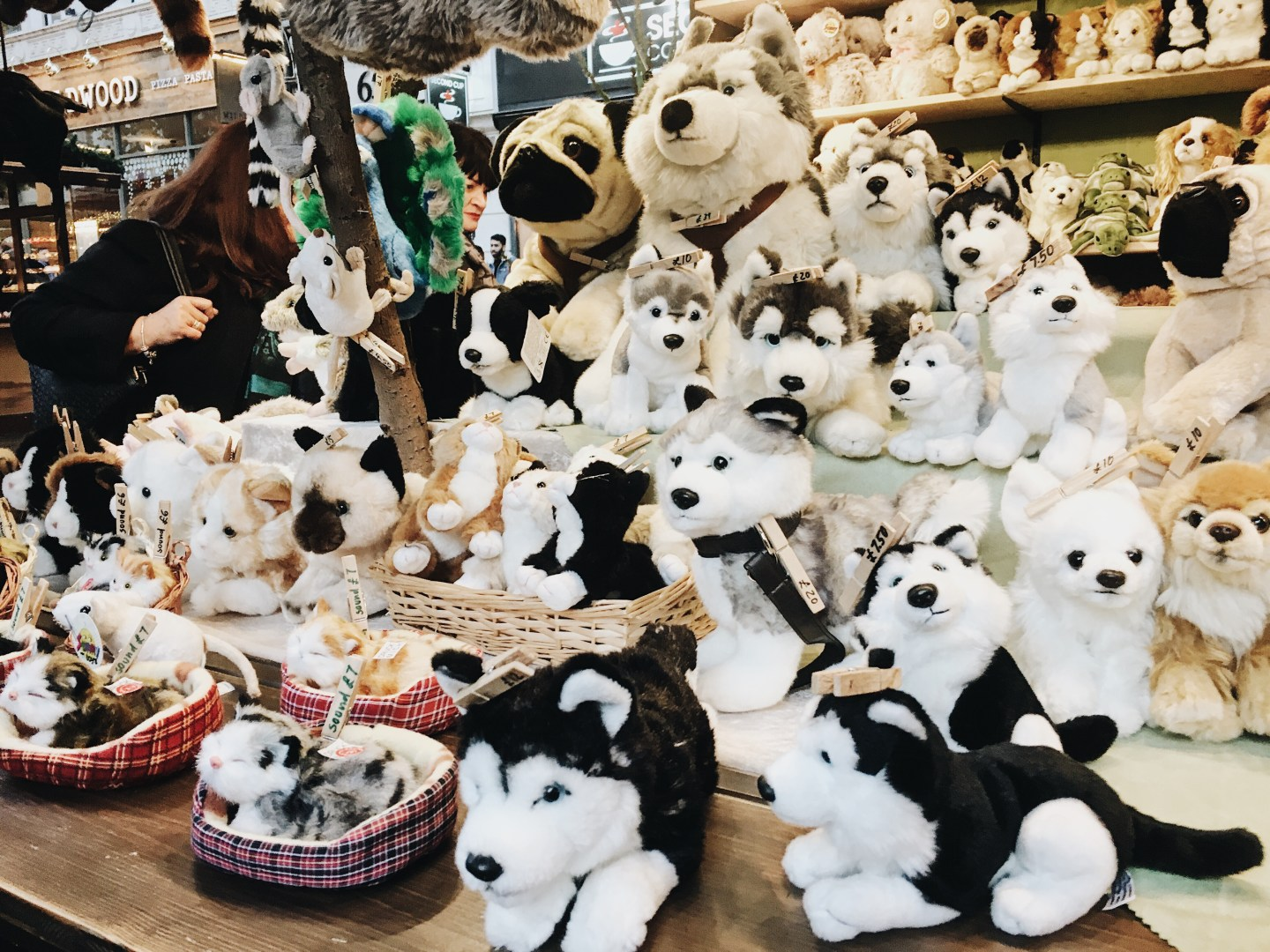 German Markets Soft Toys