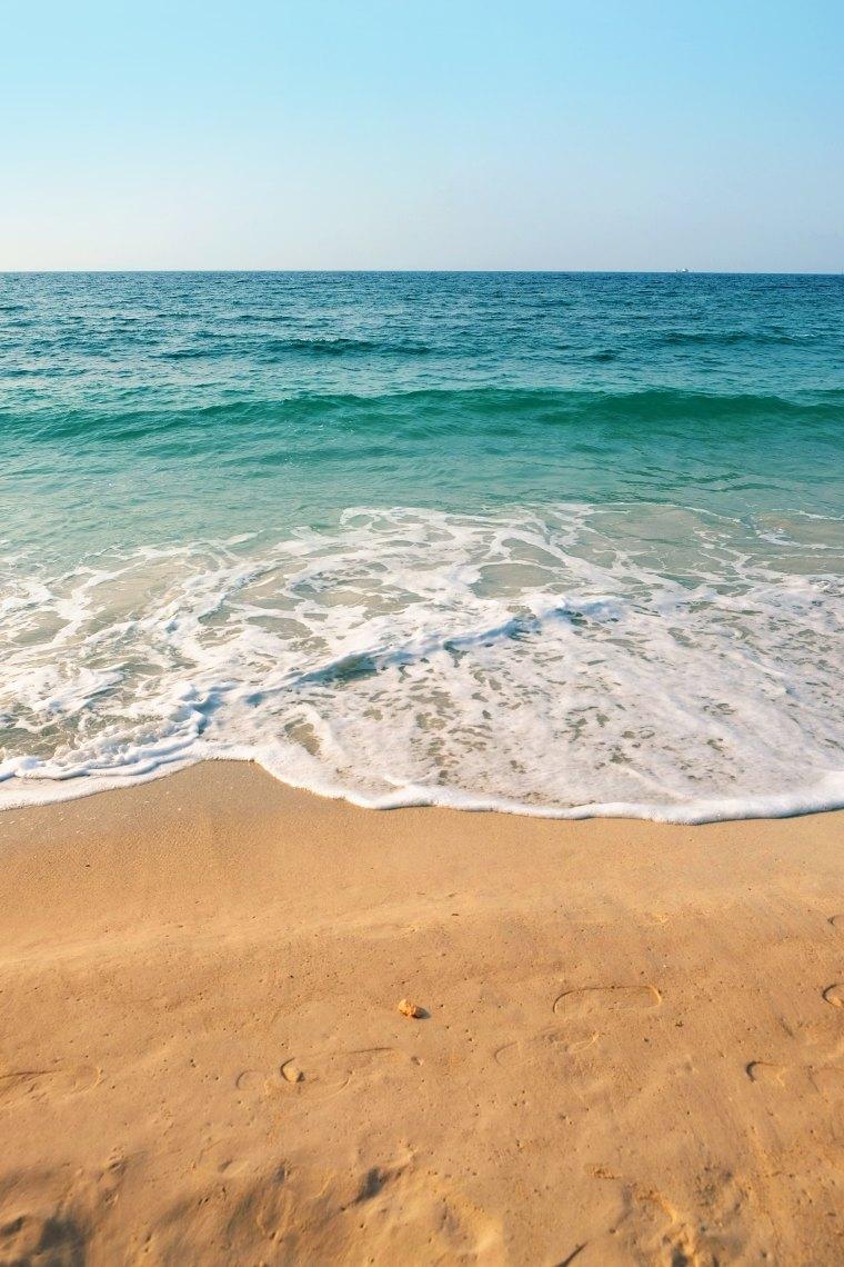 Beach by Mink Mingle
