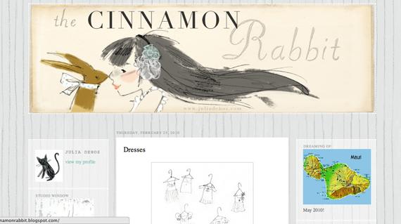The cinnamon rabbit