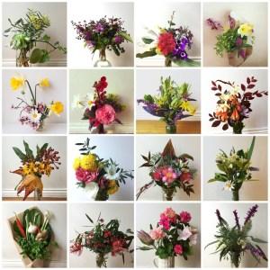Neighbourhood flower bouquets