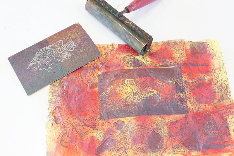 Linoprinting workshop melbourne