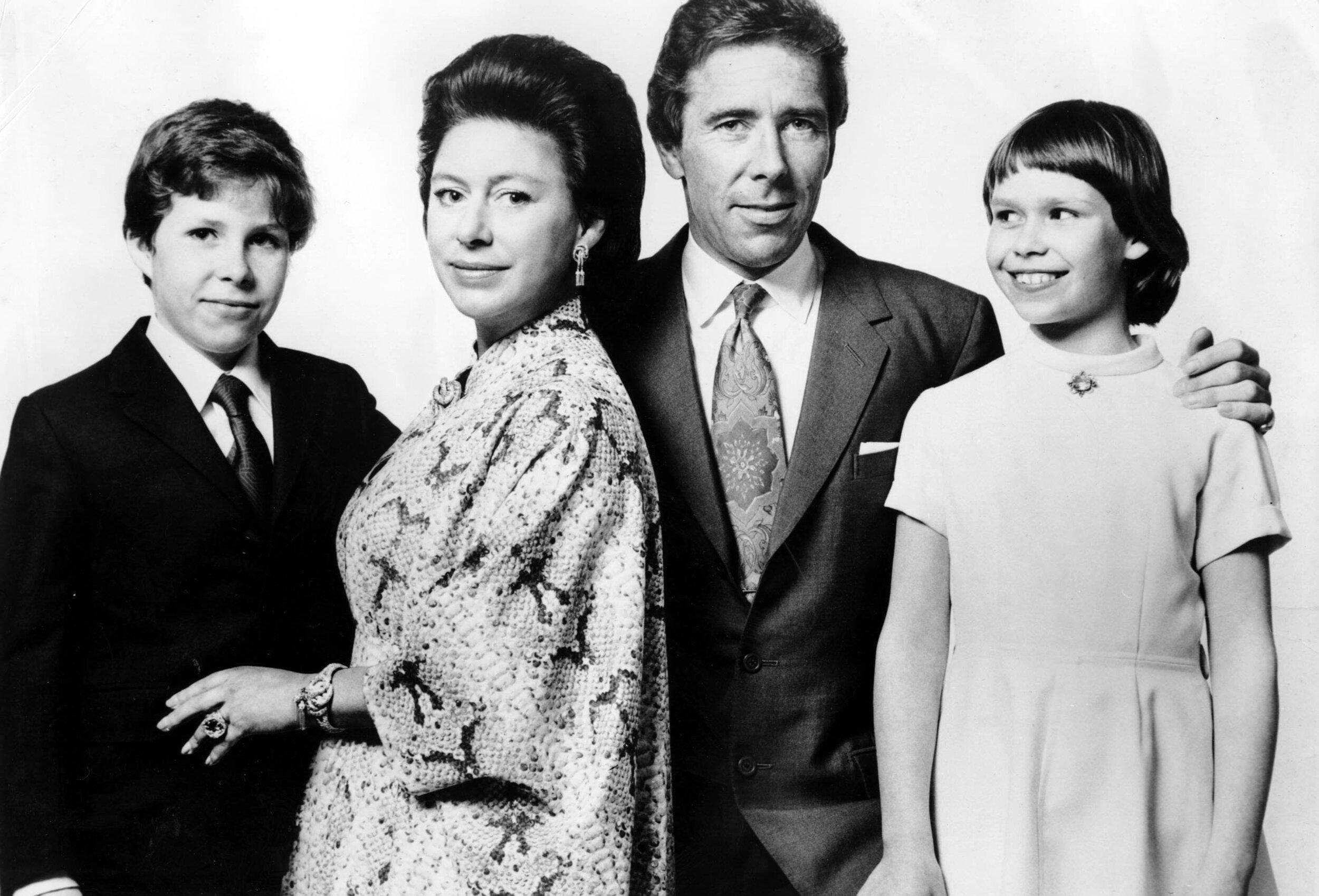 Prinzessin Margaret Kinder