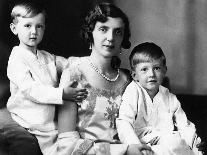 Prinzessin Mafalda von Savoyen (*1902-1944)