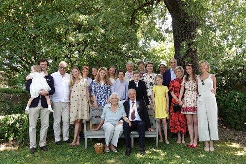 Die belgische Königsfamilie