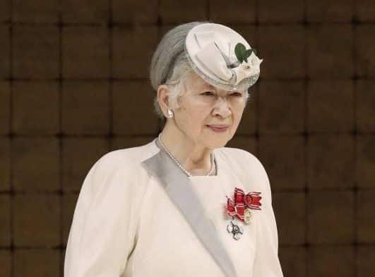 Alt-Kaiserin Michiko