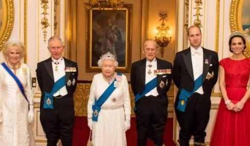 Royals fast gestorben