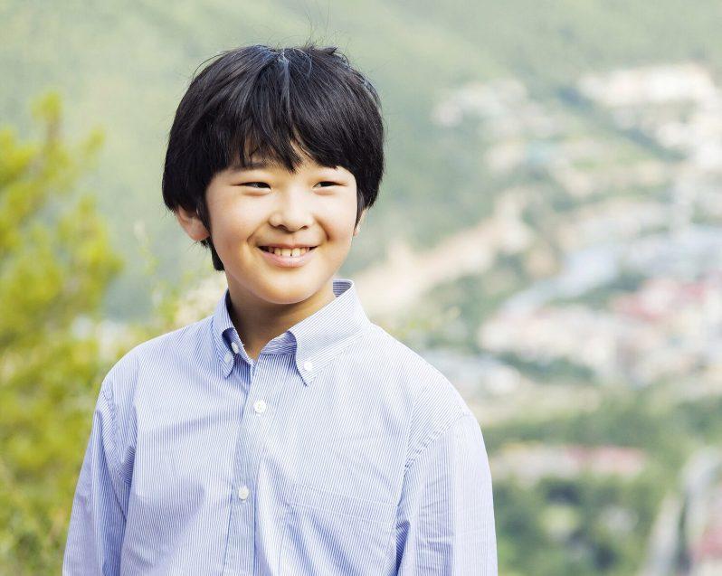 Prinz Hisahito