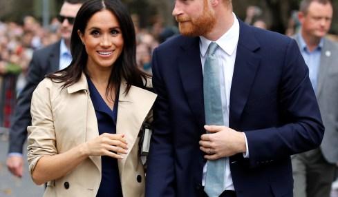 Herzogin Meghan und Prinz Harry haben einen neuen Job