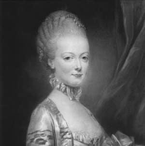 Königin Marie-Antoinette von Frankreich (*1755-†1793)