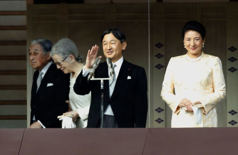 Japan Junge Gesetz Frau Vater Japans Mütter