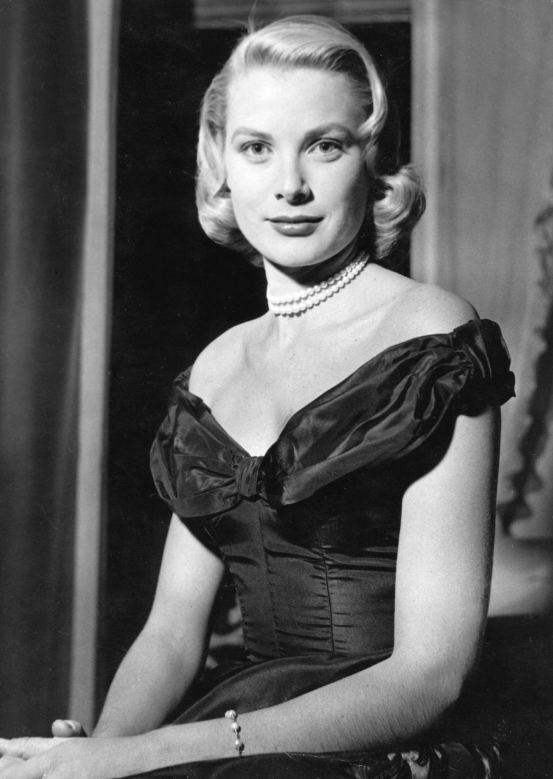 Grace Kelly alias Gracia Patricia
