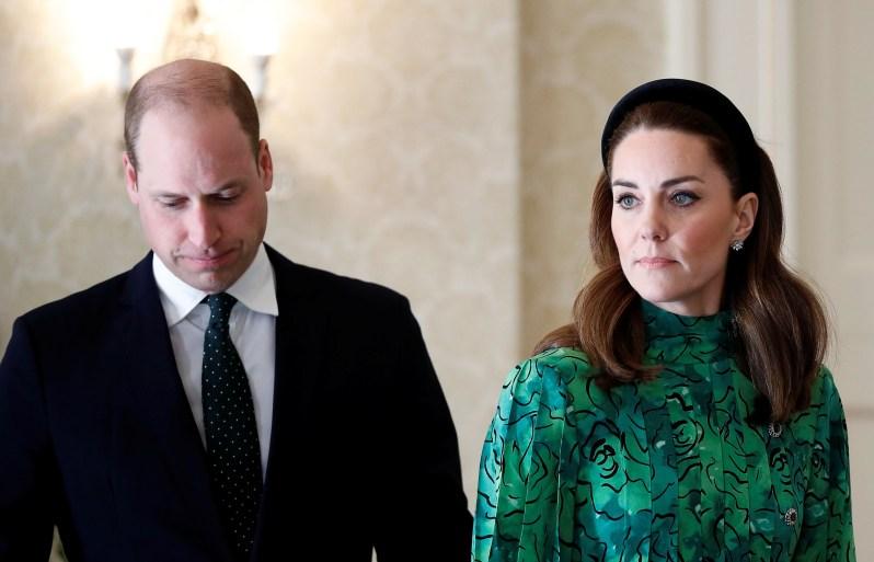 Herzogin Kate und Prinz William Hund tot