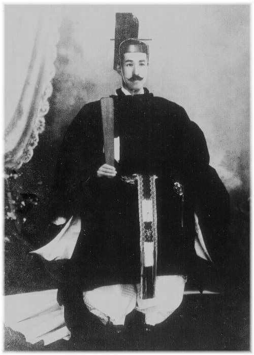Prinz Tsunehisa Takeda