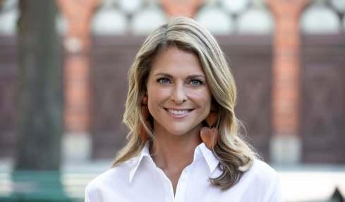 Schwedische Prinzessin Madeleine Royals