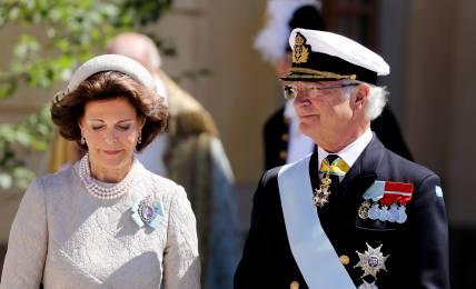 Königin Silvia von Schweden gibt Eifersucht zu