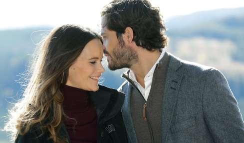 Prinzessin Sofia und Prinz Carl Philip werden Eltern