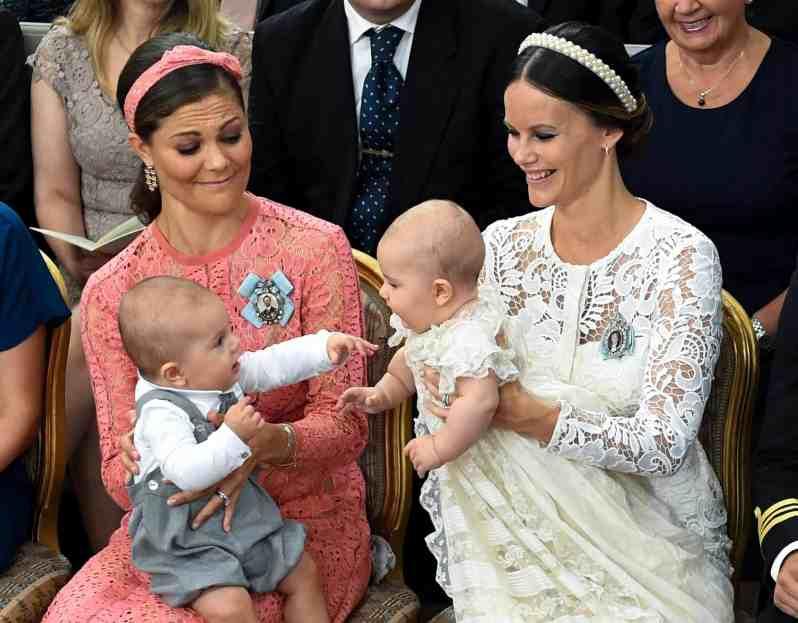 Royals: Die lustigsten Fotos aller Zeiten