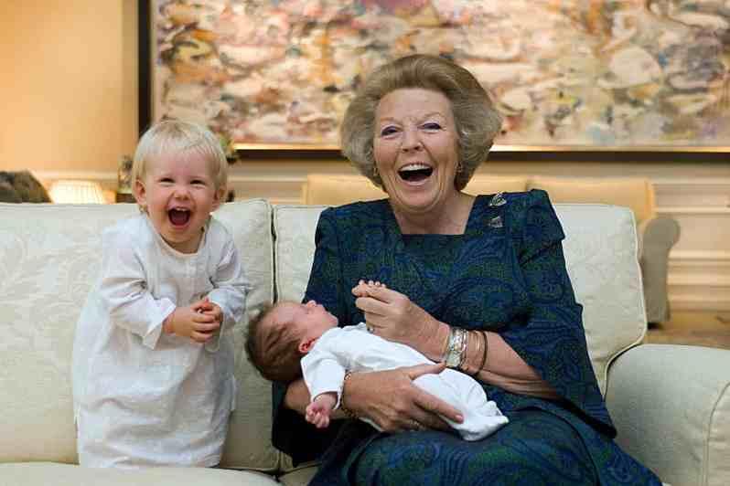 Royals: Die lustigen Fotos aller Zeite