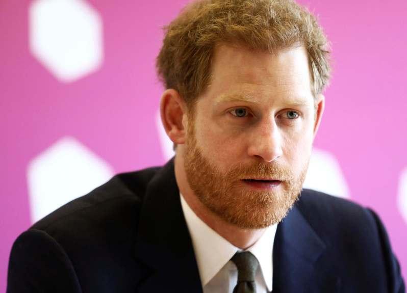 Prinz Harry schreibt über seine größte Krise