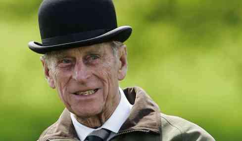 Prinz Philip: Positive Neuigkeiten