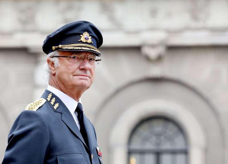 König Carl Gustaf