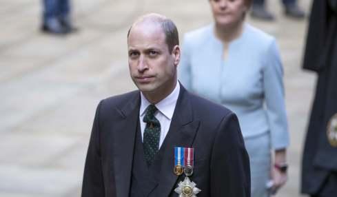 Prinz William spricht über Herzogin Kate