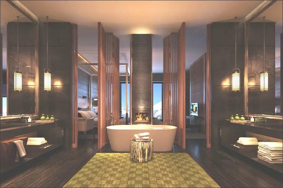 10 Luxury Bathroom Design Ideas « Adelto Adelto