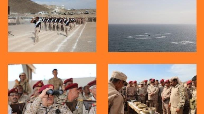 تدشين المرحلة الأولى للعام التدريبي بالمنطقة العسكرية الثانية