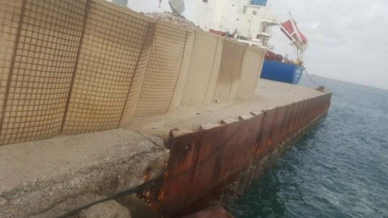 ميناء عدن.. الانهيار الوشيك مع سبق الاصرار والترصد (بالصور)