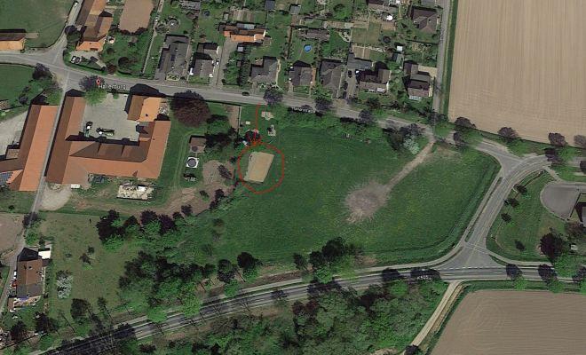 hallerburg boule google karte
